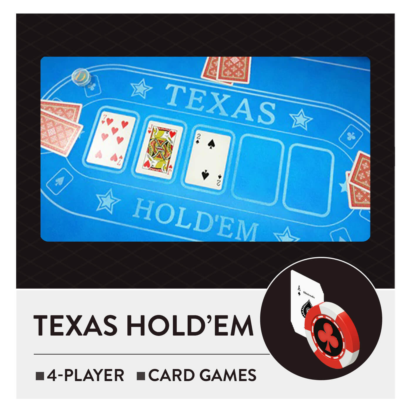 51 Worldwide Games - Texas Hold'em