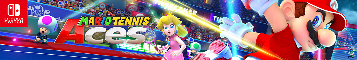 Mario Tennis Aces on Nintendo Switch