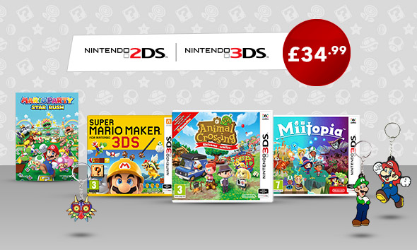 Free Gift with selected Games - £34.99