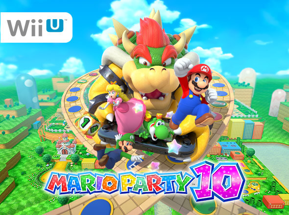 <b>Mario Party 10 (Wii U)</b>