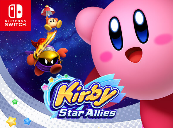 <b>Kirby Star Allies</b>
