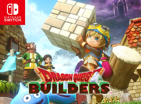<b>Dragon Quest Builders</b>