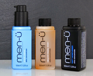 men-ü shaving & facial products